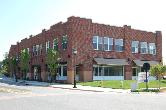 Davidson Gateway Offices and Retail