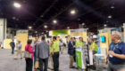 the trade floor at the Sage Summit