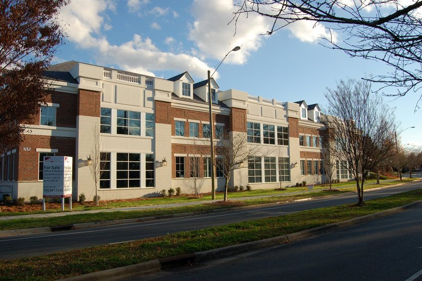 Colony Developers Llc : Colony road office building andujar construction