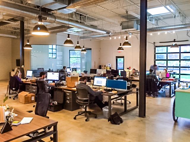Mode modern office