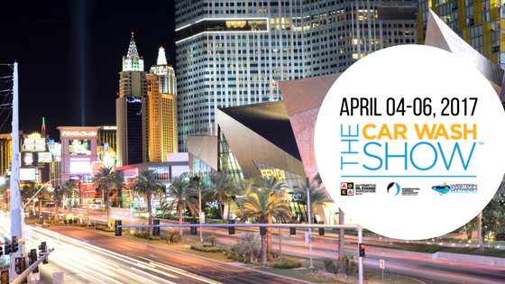 AC Team attends The International Car Wash Show in Las Vegas