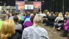 Education seminar at Sage Summit